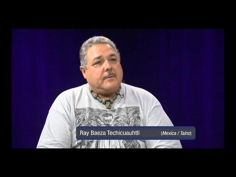 NVTV - Ray Baeza Techicuauhtli (Mexíca/Taíno)