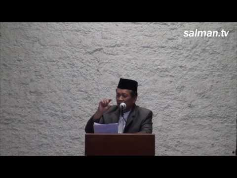Khutbah Jumat : Dr. KH. Asep Zainal Ausop