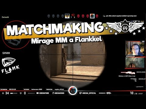 Mirage MM a Flankkel - FoDa, Konti, Jonesy , ney(carry)