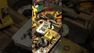 видео Запчасти КПП на спецтехнику
