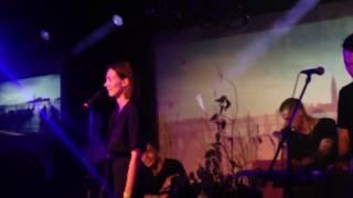 Марина Кацуба на концерте МЭЙТИ / 2. 08. 2017.  МОСКВА, 16 ТОНН