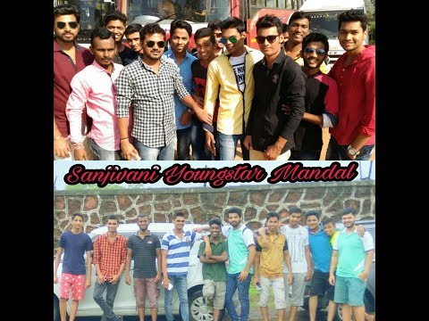 marathi dialogue mix song (sanjivani youngstar mandal B-10 society, new panvel)