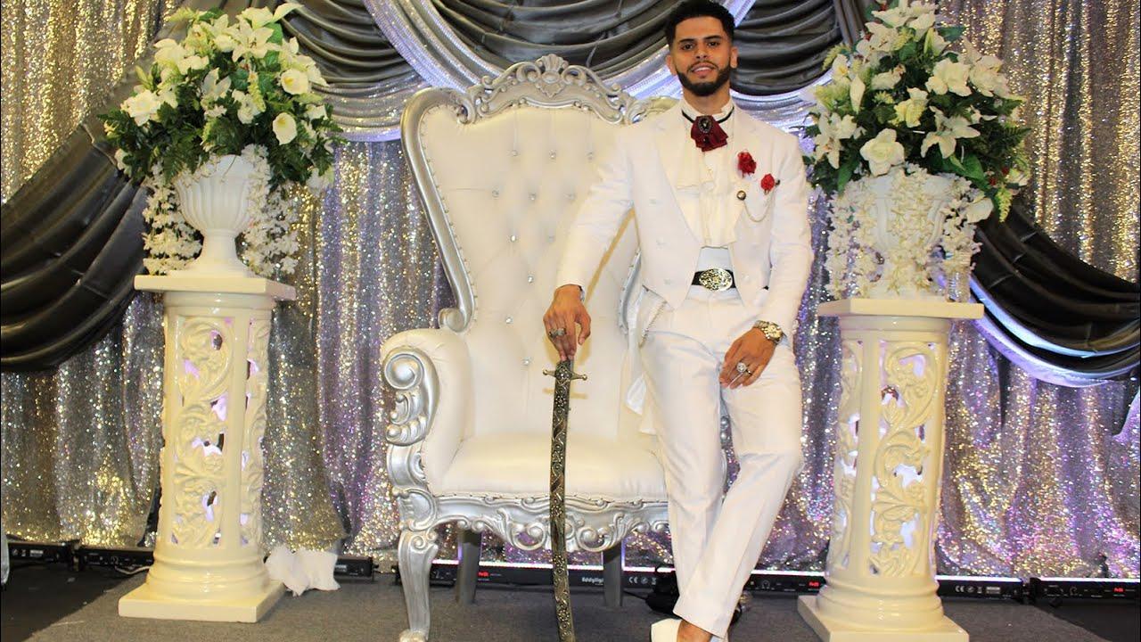 Yemeni Wedding 🇾🇪 زواجه يمنيه  AKHIs Wedding - YouTube