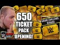 650 Tickets on Grand Challenge Reward Packs! Any WM34 Pulls?! Noology WWE SuperCard Season 4!