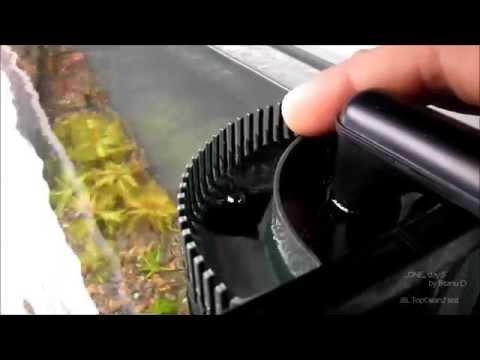 Surface Skimmer JBL TopClean2 Test