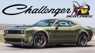 DON'T Drive a Hellcat before buying a 2020 Dodge Challenger R/T 392 SCAT PACK Widebody