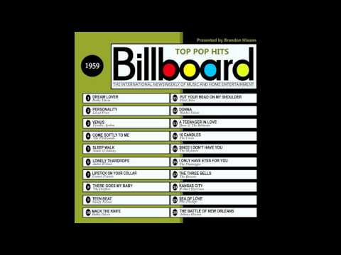 Billboard Top Pop Hits 1959 (2016 Full Album)