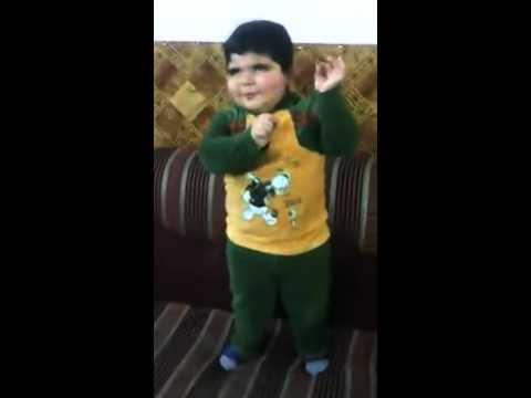طفل عراقي يرقص رقصة عراقية اجمل طفل في العالم thumbnail