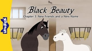 Black Beauty 3 | New Friends and a New Name | Classics | Little Fox | Animated Stories