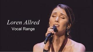 [HD] Loren Allred Vocal Range (C3 - G♯5) Video