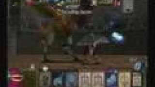Baten Kaitos 2: Attacks Exhibition