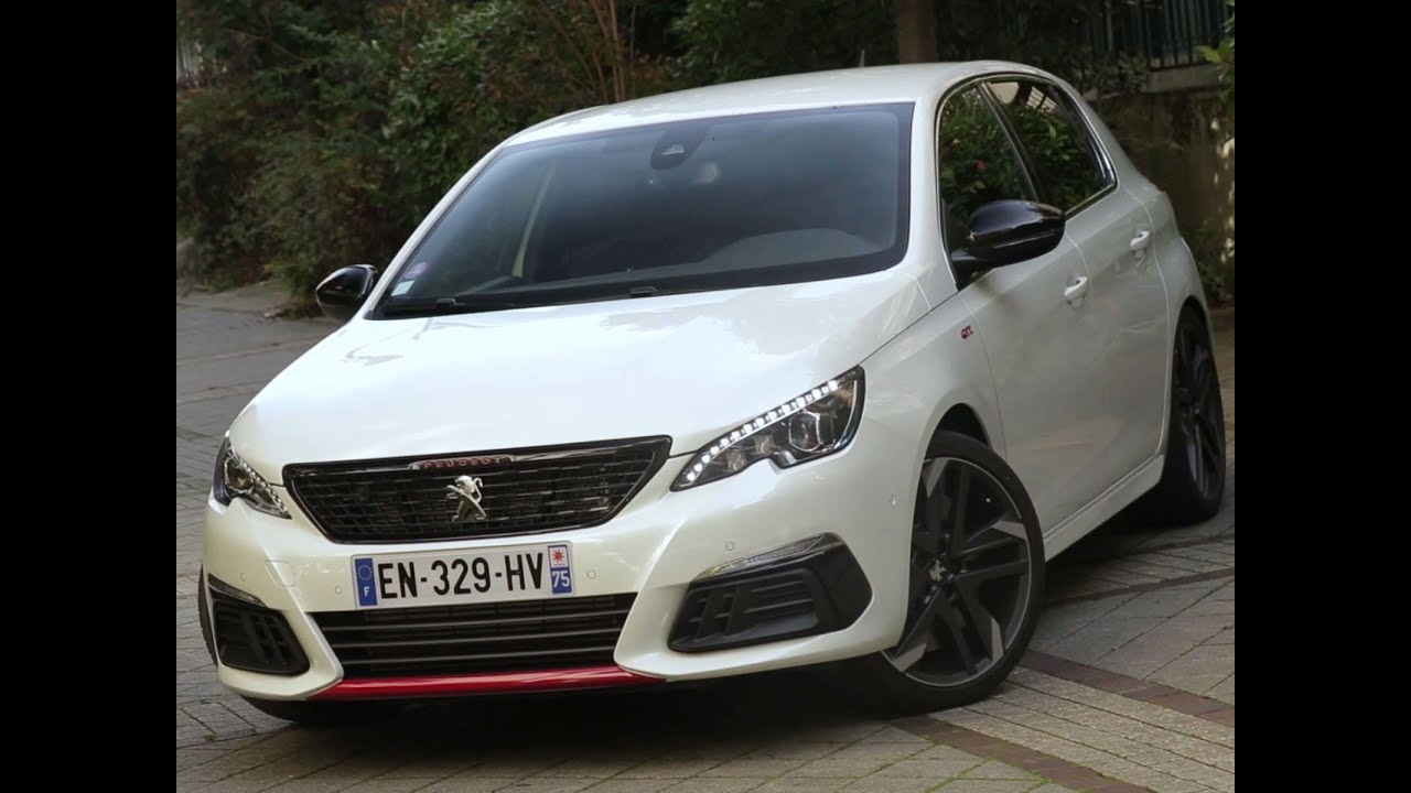 essai peugeot 308 gti 2017 youtube. Black Bedroom Furniture Sets. Home Design Ideas
