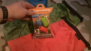 Outdoor products Dry Bags