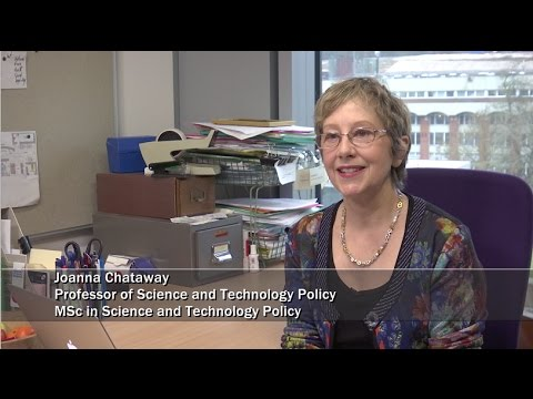 University of Sussex, Science Policy Research Unit (SPRU) MSc in Science and Technology Policy