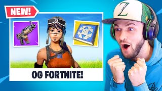 OG Fortnite is BACK!