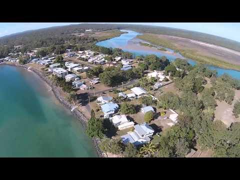 Toogoom (Hervey Bay) QLD Australia, Aerial View