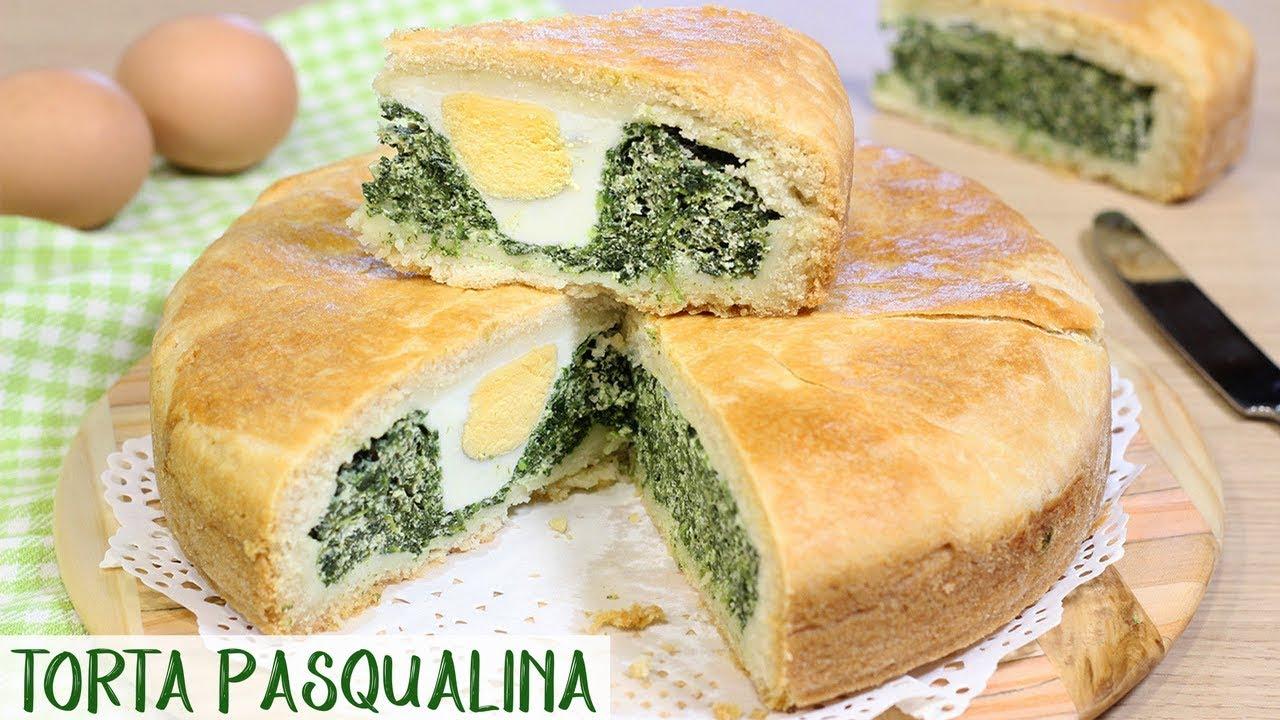 Torta Pasqualina Di Benedetta Ricetta Facile Youtube