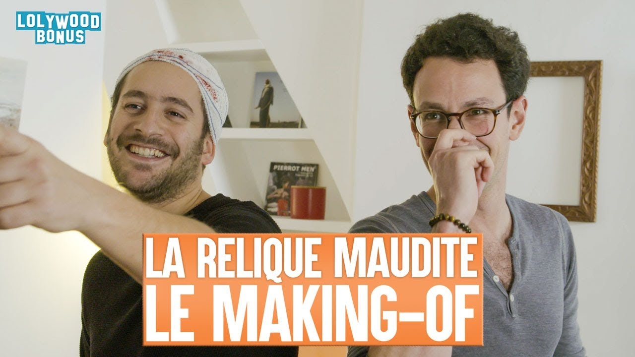 La Relique Maudite : Le Making-of