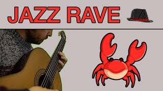 Crab Rave - but it's Jazz (solo guitar)