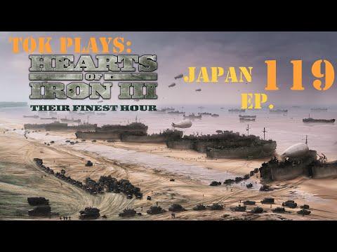 Tok plays HoI3 - Japan ep. 119 - Mongolia