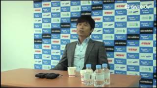 2013 K리그 클래식 31R 강원FC vs 경남FC 김용갑감독 공식기자회견