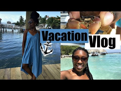 Roatan Honduras Vacation Vlog