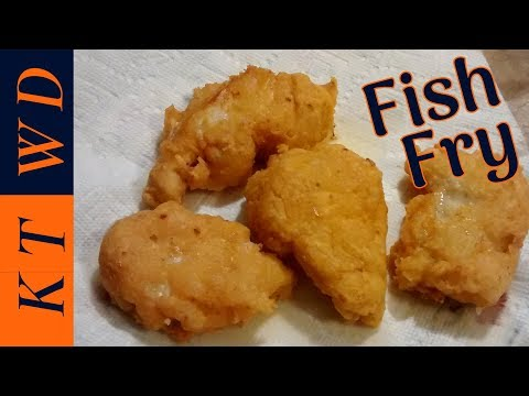 How To Make Gluten Free Fried Fish