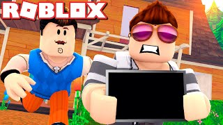 😎 STEAL FROM THE NEIGHBOR! -Roblox Robbery Simulator with ComKean