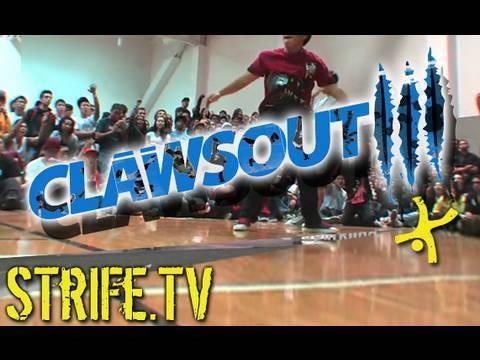 Boogie Brats Vs Killafornia/L.A.B. | TOP 16 | CLAWS OUT 4