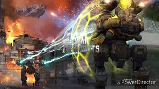 Playing war robot! I suck at war robot really bad!?????