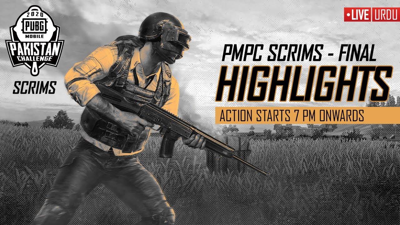 [Highlights] PMPC 2020 Scrims Finals - Day 4 | PUBG MOBILE Pakistan Challenge