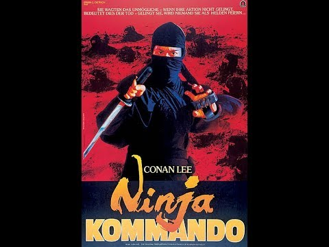 Download Ninja Kommando (1982) Trailer German