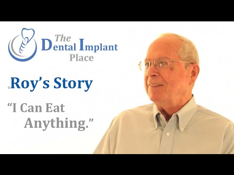 Dental Implant Reviews - Roy's Story - The Dental Implant Place, Fort Worth, TX