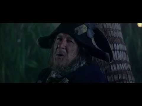 Hector Barbossa's Best Quotes Part 1 Pirates of the Caribbean Geoffrey Rush Tribute
