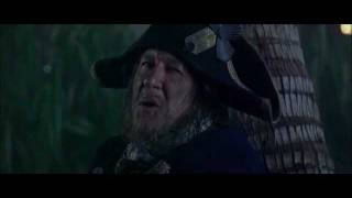 Hector Barbossa's Best Quotes (Part 1) Pirates of the Caribbean Geoffrey Rush Tribute