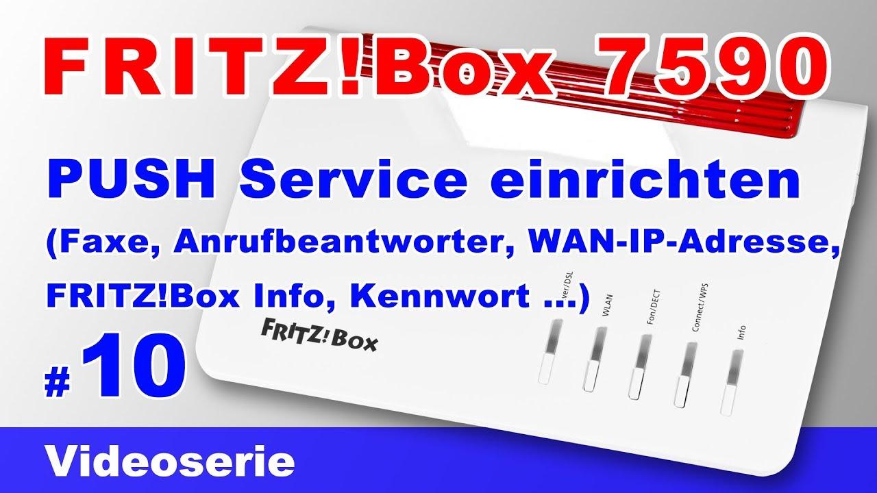 Fritzbox Wan