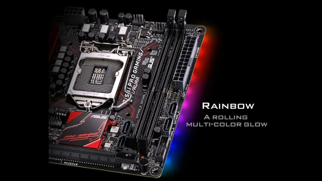 MacClipper - 24/7 Real World Overclocking!: Asus B150i Pro Gaming