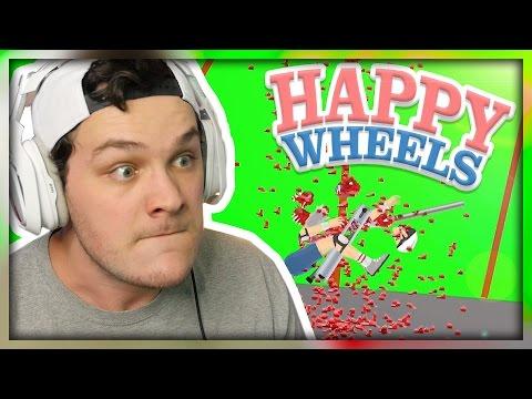HARPOON DECAPITATION | Happy Wheels #8