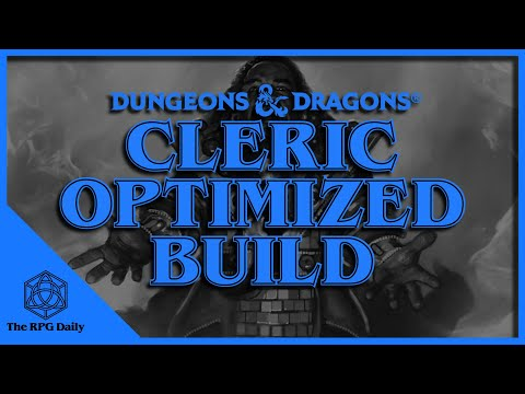 Optimized Cleric Build, Clerics in Dungeons & Dragons