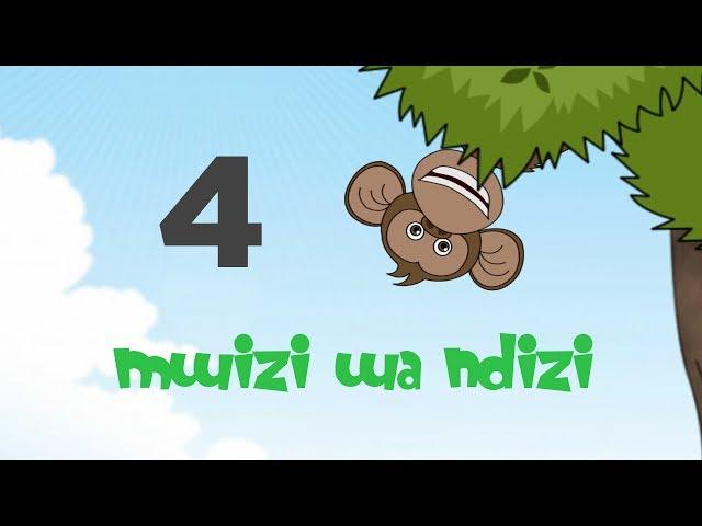 Ubongo Kids Webisode 4 - Mwizi wa Ndizi