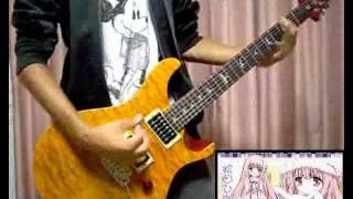 【ロウきゅーぶ!OP】SHOOT!弾いてみた!【カレー人】 ロウきゅーぶ! 検索動画 39