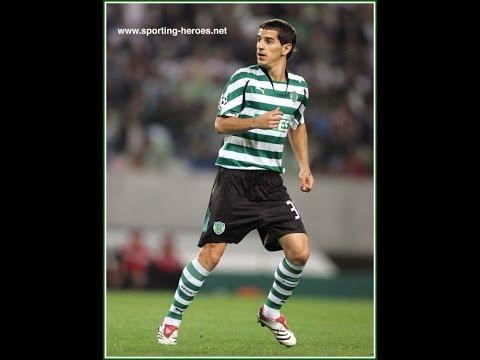 Leandro Pipi Romagnoli en Veracruz y Sporting Lisboa (2004/2009) Goles y Jugadas