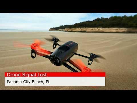 Drone Signal Lost : Panama City Beach, FL
