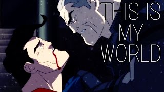 Batman The Dark Knight Returns | This Is My World