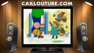 Caillou Tube - Caillou's Safari, Cowboy Caillou - Caillou in English - New Episode [HD]