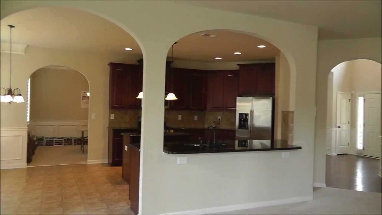 Delicieux Hunter Floorplan By DR Horton/Crown Communities In Columbia SC   YouTube