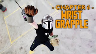 World's Fastest Grappling Hook Winch! (HACKLORIAN: CHAPTER 6)