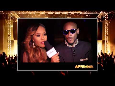 2face Idibia In AfriMMA 2014