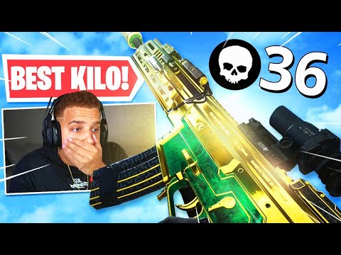 CHANGE YOUR KILO CLASS NOW! CRAZY 36 KILL GAMEPLAY! (Modern Warfare Warzone)