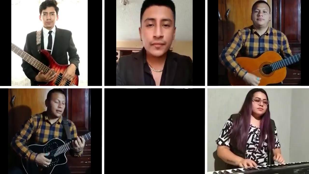 Download Murio la flor los ángeles negros  cover Erick Travez ft Damián Vallejo